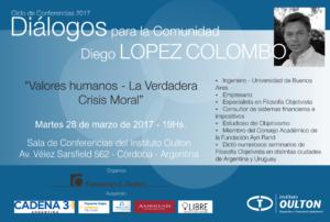 CONFERENCIA COLOMBO 2017